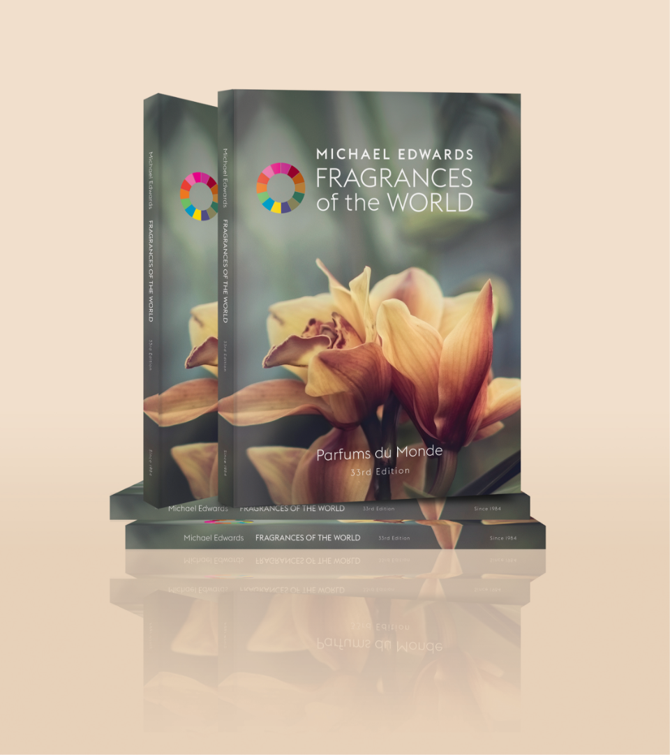 Fragrances of the World - Discover Michael Edwards' world of